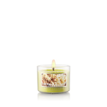 Bath & Body Works Candle in Apple Crumble