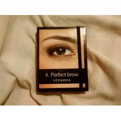 Sephora Collection Beauty in a Box Perfect Brow Tutorial