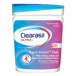 Clearasil Ultra Rapid Action Pads