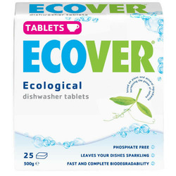 Ecover Automatic Dishwasher Tablets