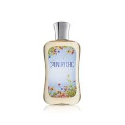 country chic shower gel