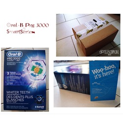 Oral-B Professional Care 3000 Electric Toothbrush