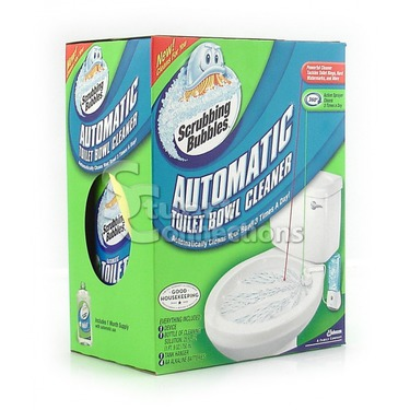 Scrubbing Bubbles Automatic Toilet Bowl Cleaner
