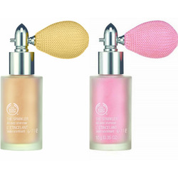 The Body Shop The Sparkler All Over Shimmer