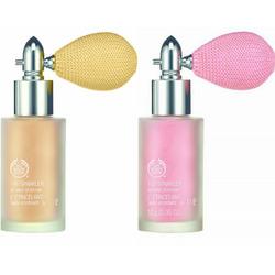 The Body Shop The Sparkler All Over Shimmer
