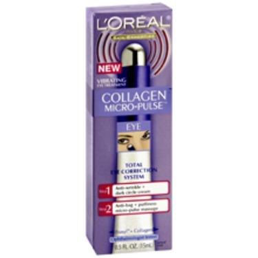 L'Oreal Collagen Micro-Pulse Vibrating Eye Corrector