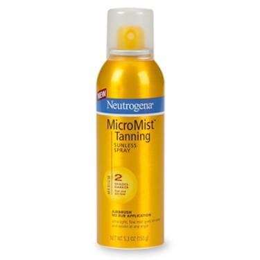 Neutrogena MicroMist Airbrush Sunless Tan Spray