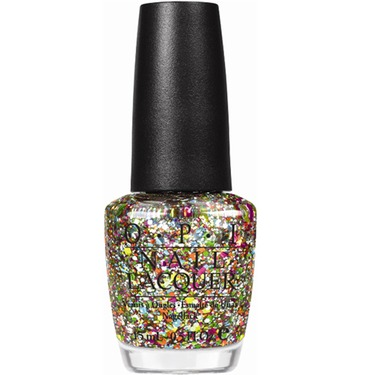 OPI Holiday 2011 The Muppets Collection in Rainbow Connection