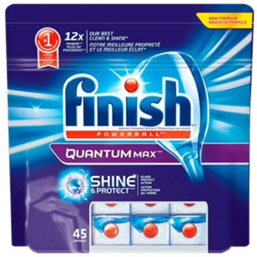Finish Powerball Quantum Max Fresh Dishwasher Detergent
