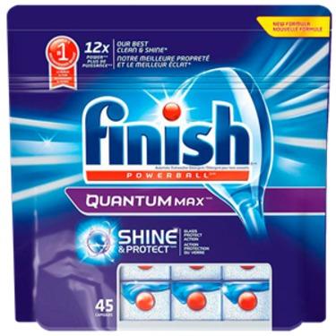 Finish Powerball Quantum Max Fresh Dishwasher Detergent