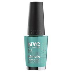 NYC New York Color in a Minute Quick Dry Nail Polish