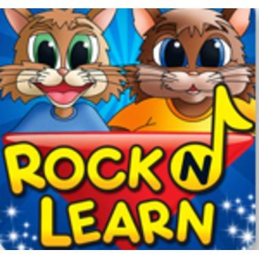 Rock N' Learn DVDs