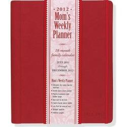 Peter Pauper Press Mom's Weekly Calendar