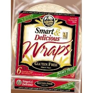 Smart & Delicious Wheat & Gluten-Free Softwraps
