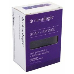 Clean Logic Soap and Sponge in 1