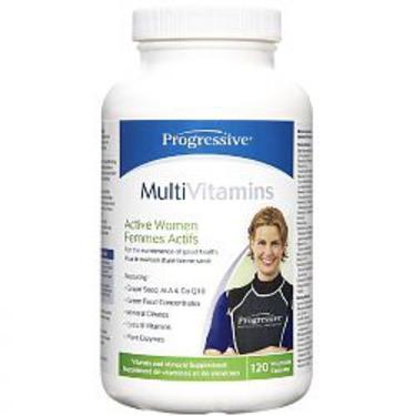 Progressive Multi for Active Women