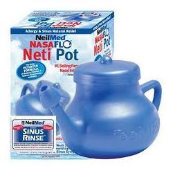 NeilMed NasaFlo Neti Pot