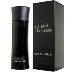 Giorgio Armani Black Code for Men Cologne