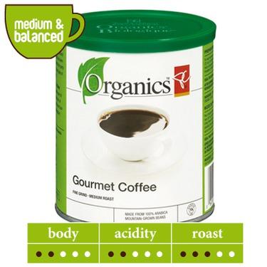PC Organics Gourmet Coffee