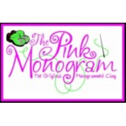 Market Tote from The Pink Monogram