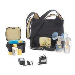 Medela Pump in Style Slouchbag with cooler pack