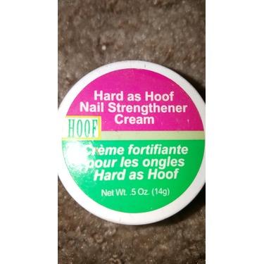 Hard as Hoof Nail Strengthening Cream reviews in Body Lotions ...