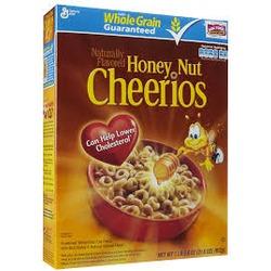 Home » Food & Drink » Cereal » Honey Nut Cheerios