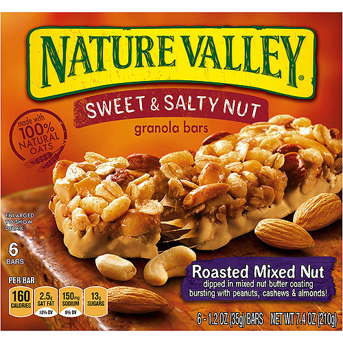 Nature Valley Granola Cups. Nature Valley Granola Cups in two delicious flavors: Peanut Butter Chocolate and Almond Butter. We paired the decadence of nut butter with the wholesome goodness of whole grain oats and nuts to create a new kind of indulgence.
