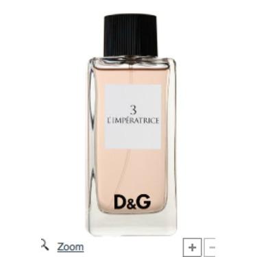 Dolce & Gabbana L'Imperatrice 3 Perfume