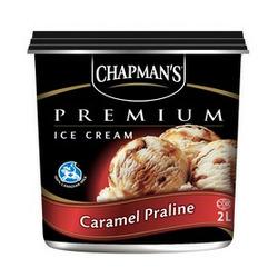 Chapman's Caramel Praline Premium Ice Cream