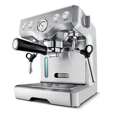Breville Die-Cast Semi-Automatic Espresso Machine