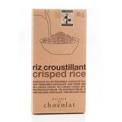 Galerie Au Chocolat Crisped Rice
