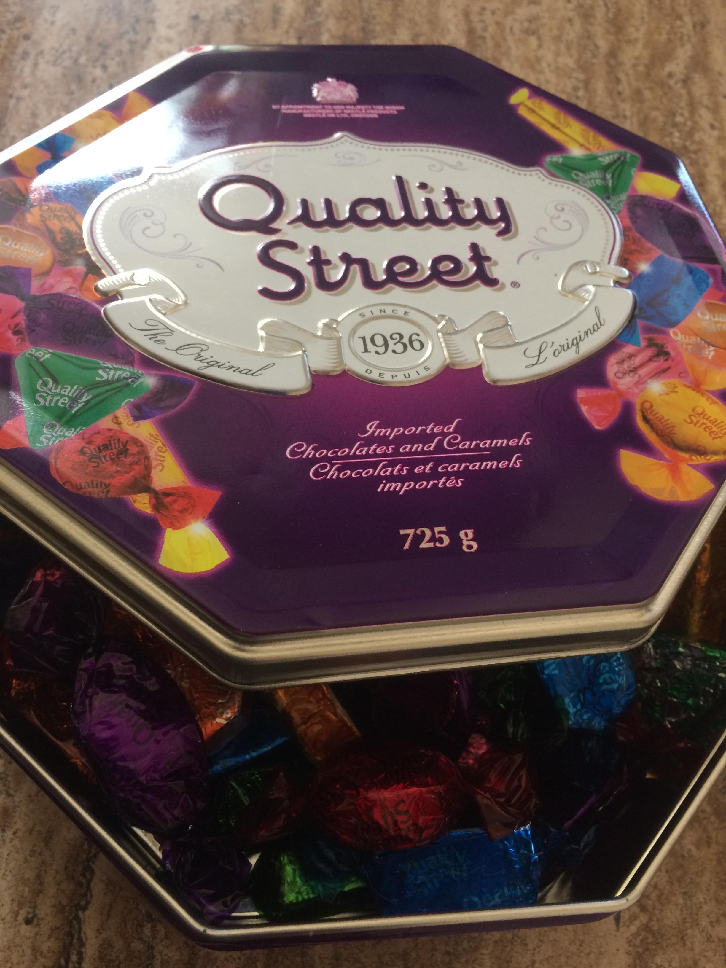 Nestle Ice Cream >> Quality Street Chocolates reviews in Chocolate - ChickAdvisor