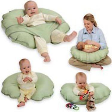 The Leachco Cuddle U Nursing Pillow