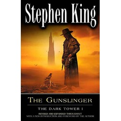 Dark Tower 1- The Gunslinger by Stephen King