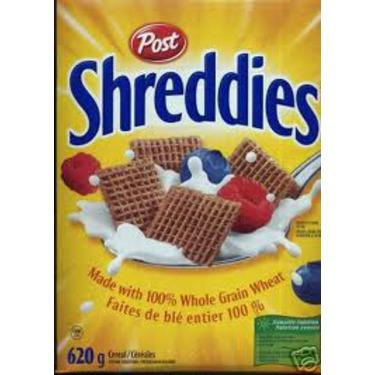 Post Shreddies Cereal