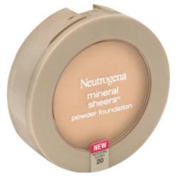 Neutrogena Mineral Sheers Powder Foundation