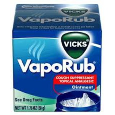 Vicks VapoRub Topical Ointment