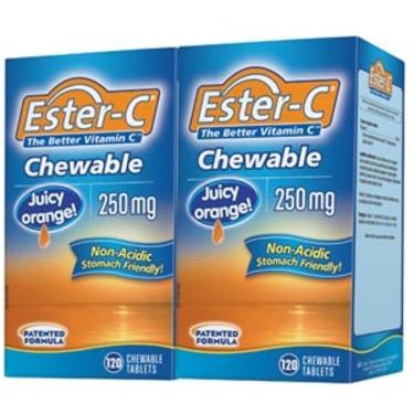 Ester-C®  Chewable Tablets  250 mg