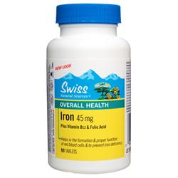 Swiss Natural Iron