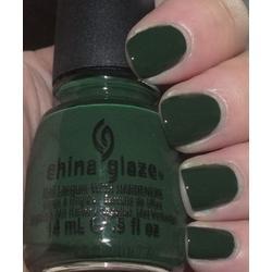 China Glaze Nail Polish in Holly-Day