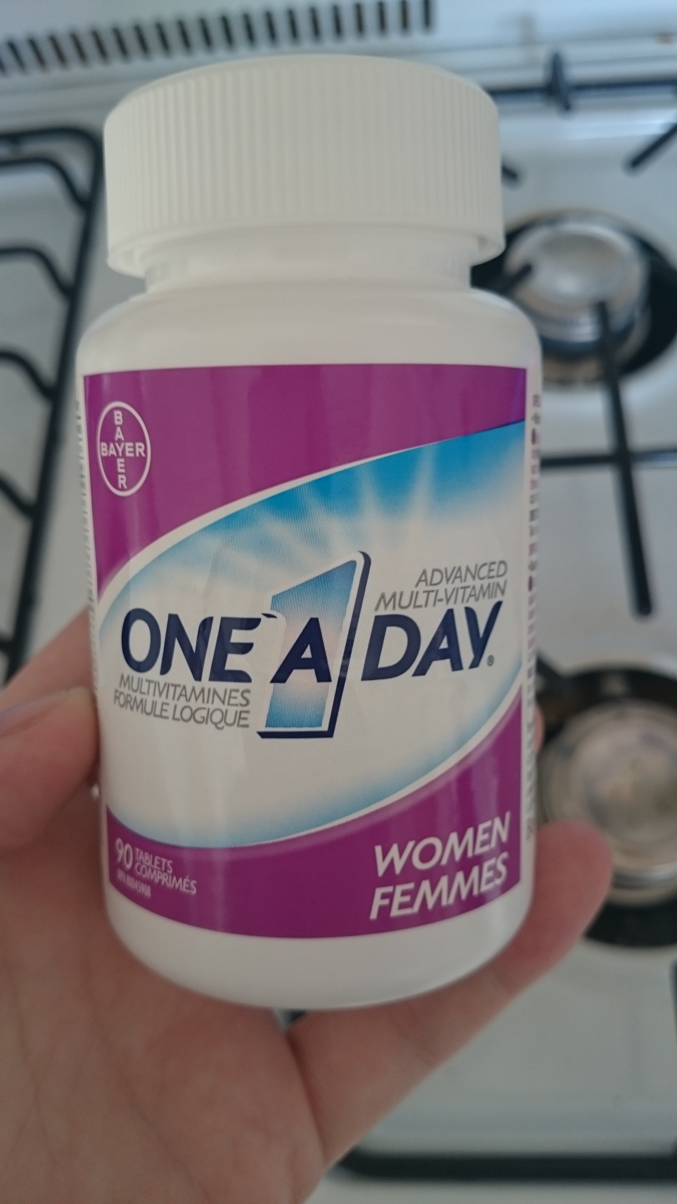 One a day vitamin review