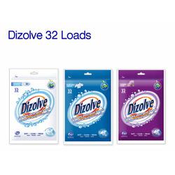 Dizolve Laundry Detergent Sheets