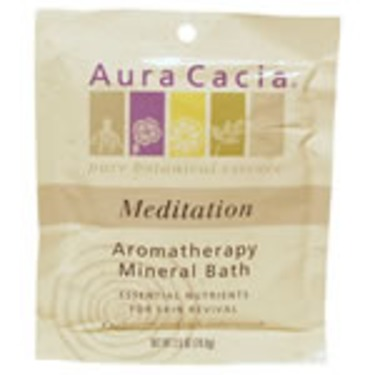 Aura Cacia Mineral Bath Salts (Meditation)