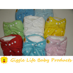 Giggle Life ultra soft cloth diapers