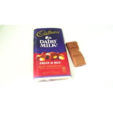 Cadbury Dairy Milk Fruit and Nut