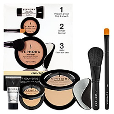 Sephora Collection Buildable Cover Complexion Kit - Light