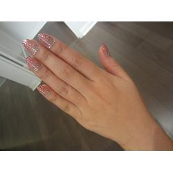 Clarie's Bling Nail Stickers