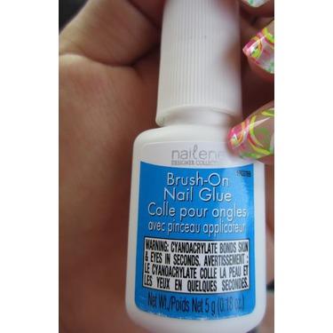 Nailene Brush-On Nail Glue