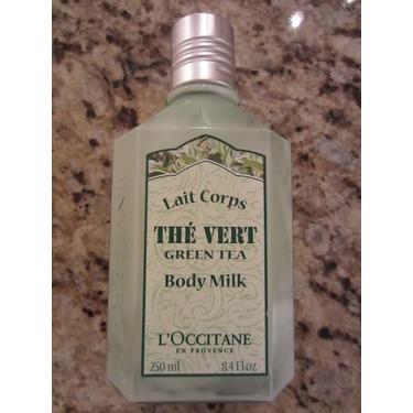 L'Occitane Green Tea Body Milk